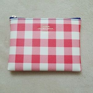 Accessories - 🔔Red gingham coin pouch purse